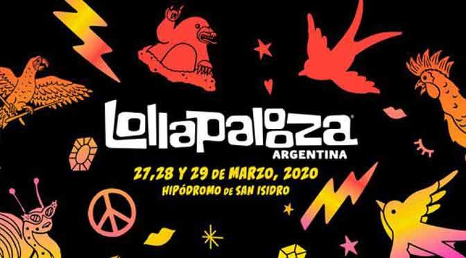 Lollapalooza Argentina tendrá Kidzapalooza, un espacio para niños