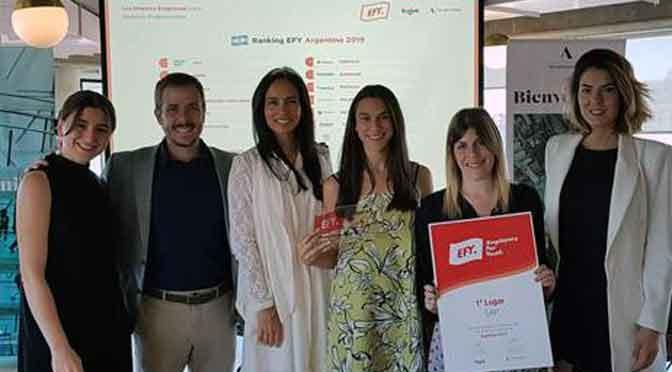 SAP Argentina fue elegida como mejor empresa para jóvenes profesionales