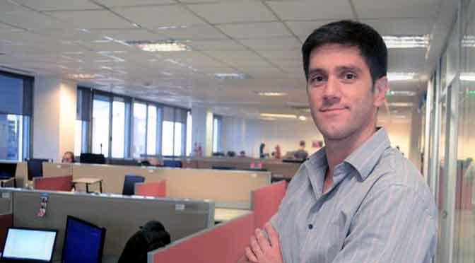 Andrés Vior, de Intive: «Las amenazas serán fuerte carga impositiva y restricciones cambiarias»
