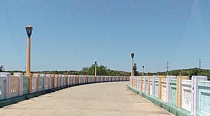 Un testimonio colectivo del amor en el murallón del dique La Florida