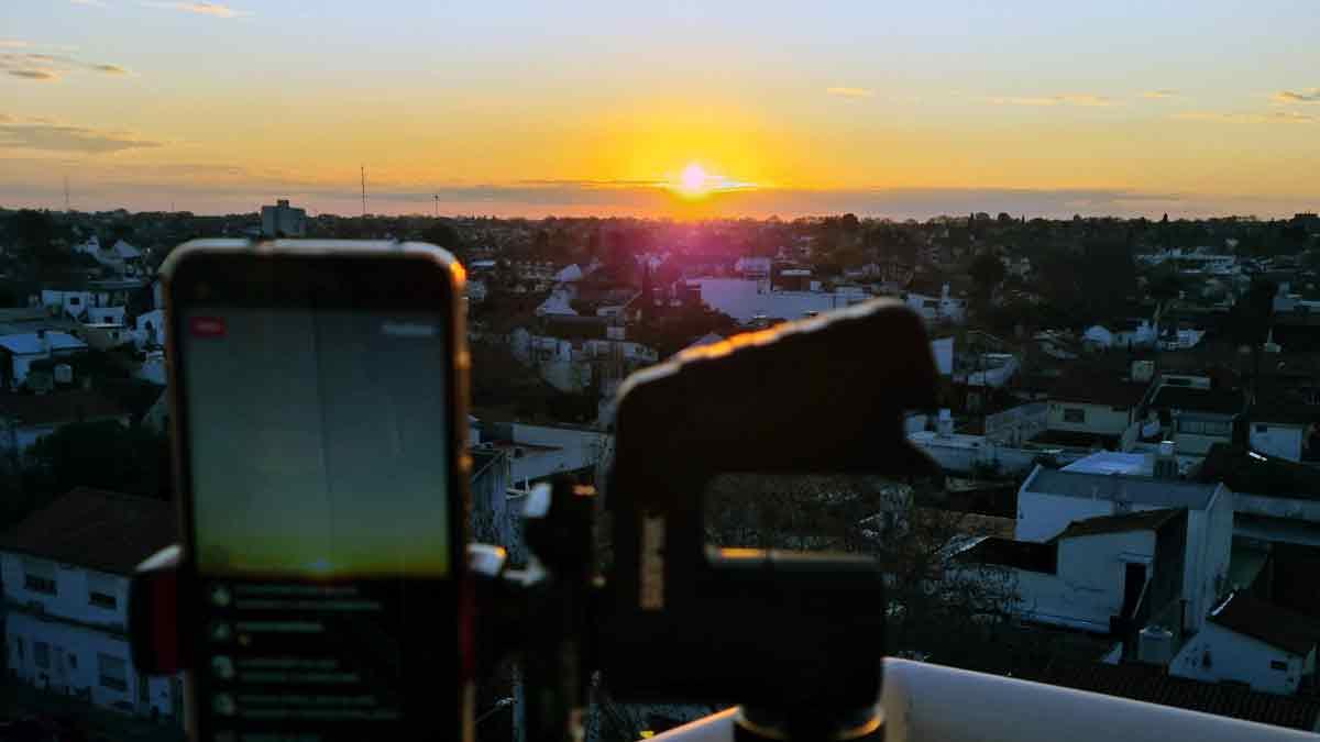 #SunseTV, atardeceres en vivo y en directo por Instagram