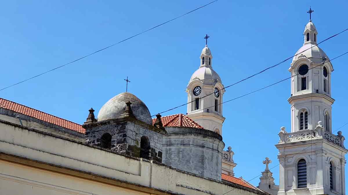 El casco histórico de Carmen de Patagones en 40 fotografías