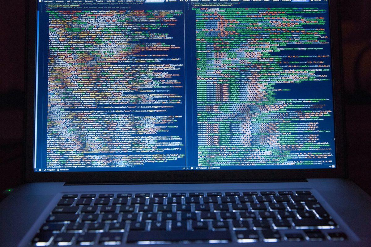 laptop office internet technology