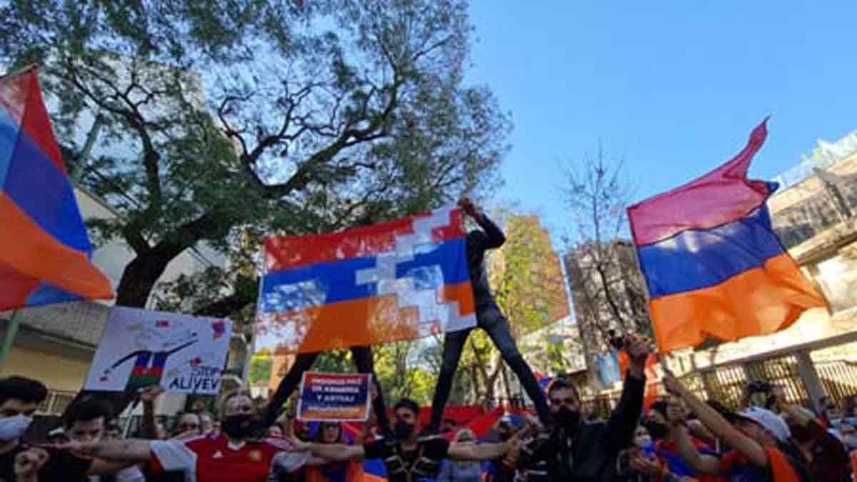 comunidad armenia en la Argentina