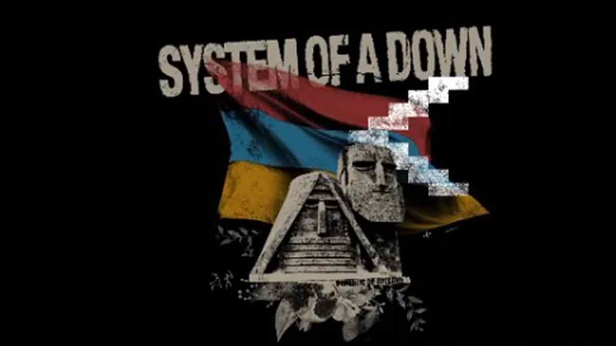 System of a Down Artsakh