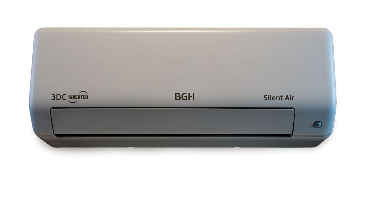 Acondicionador de aire de BGH sigue los movimientos del usuario