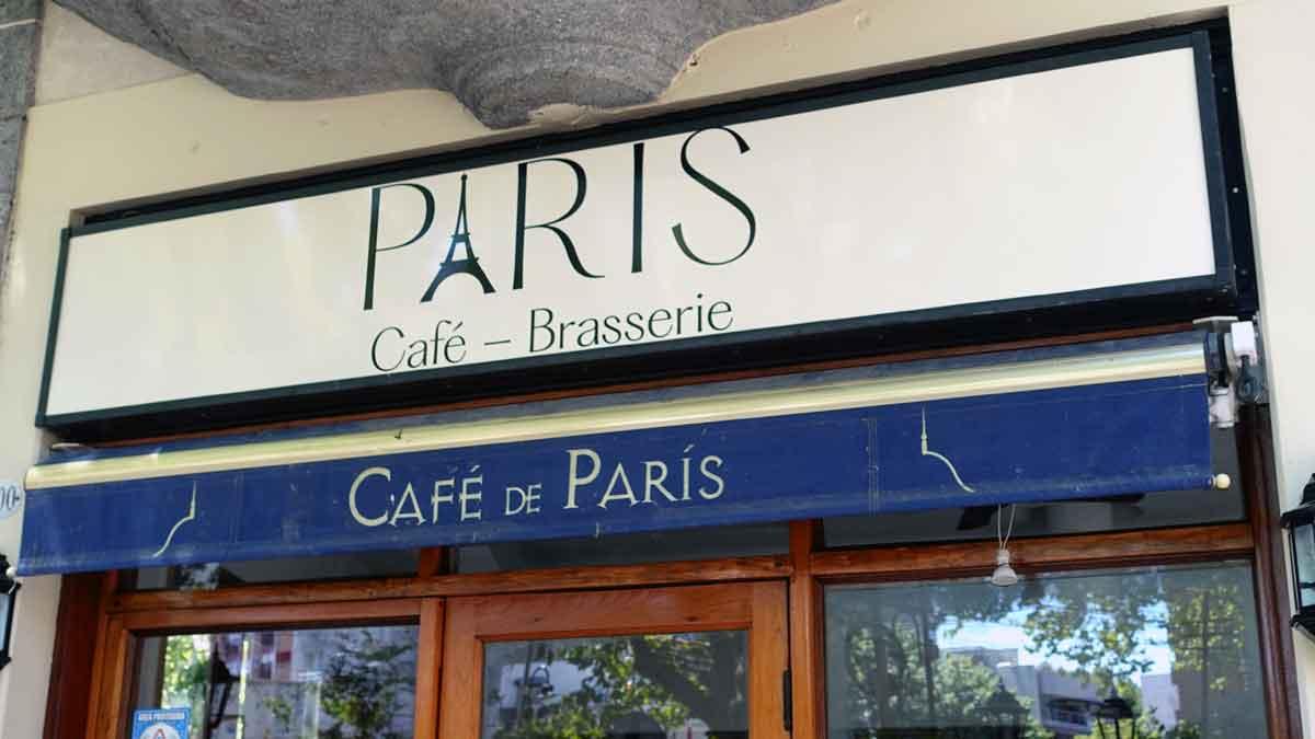 Café de París de Vicente López reabre sus puertas