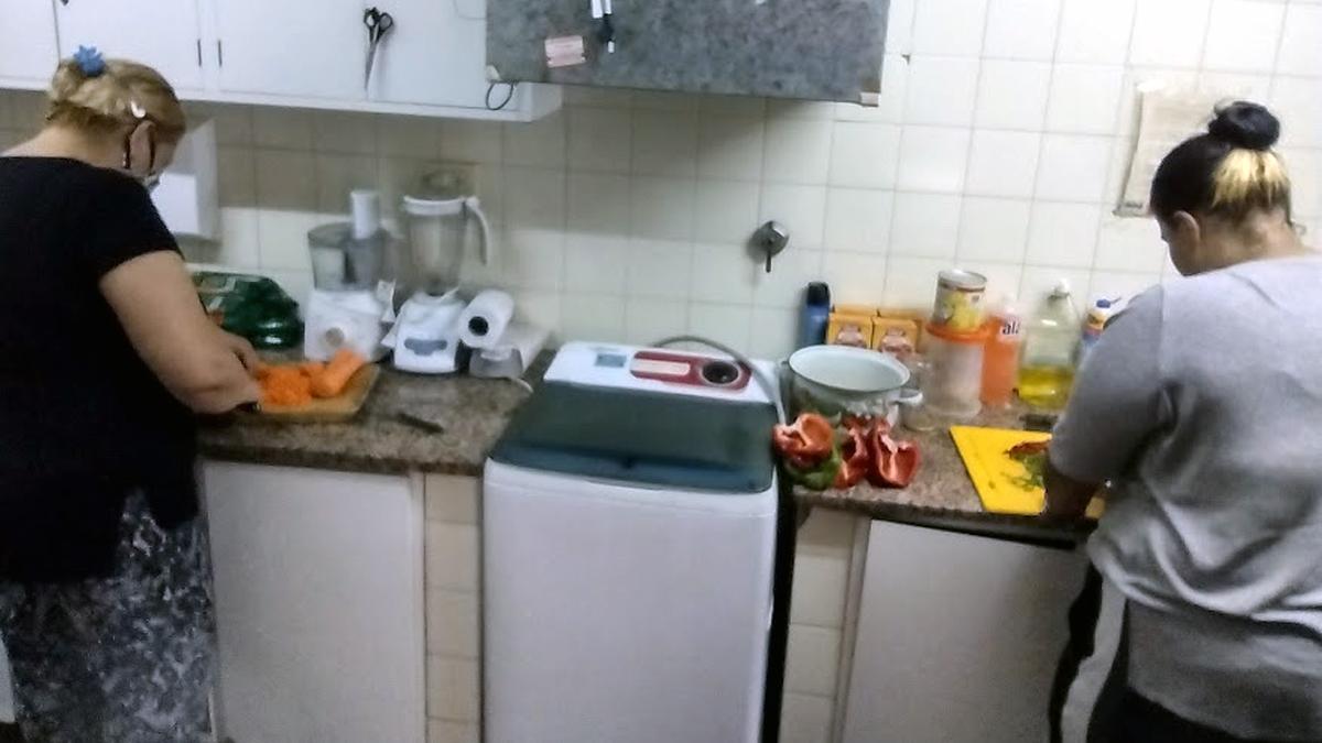 Llamado solidario para ayudar a comedor en Barracas, víctima de robo