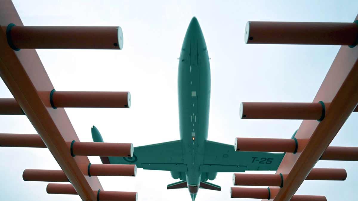 Aeroparque de Buenos Aires estrena su nuevo sistema de aterrizaje ILS