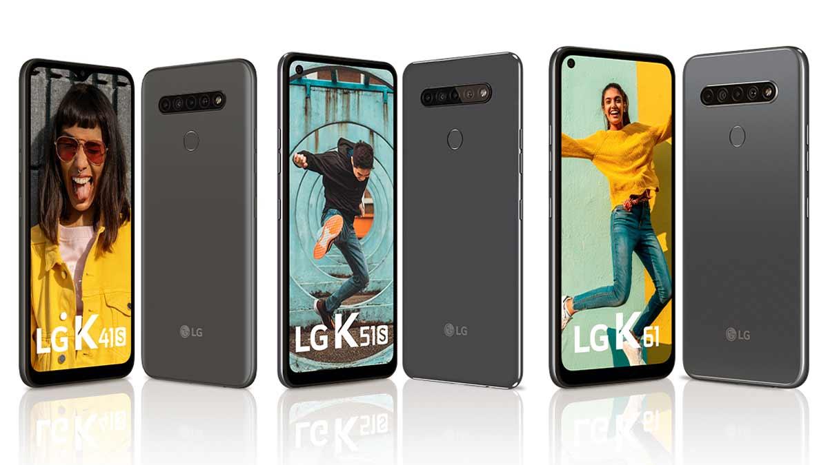 LG lanza este «tridente ofensivo» para crecer en celulares de gama media
