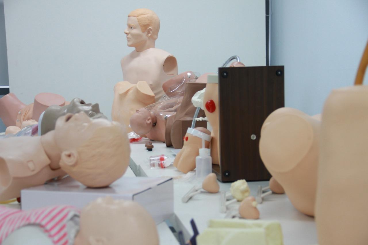 Universidad de Morón abre centros de simulación en salud