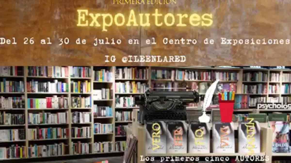 Una exposición de autores literarios en Instagram