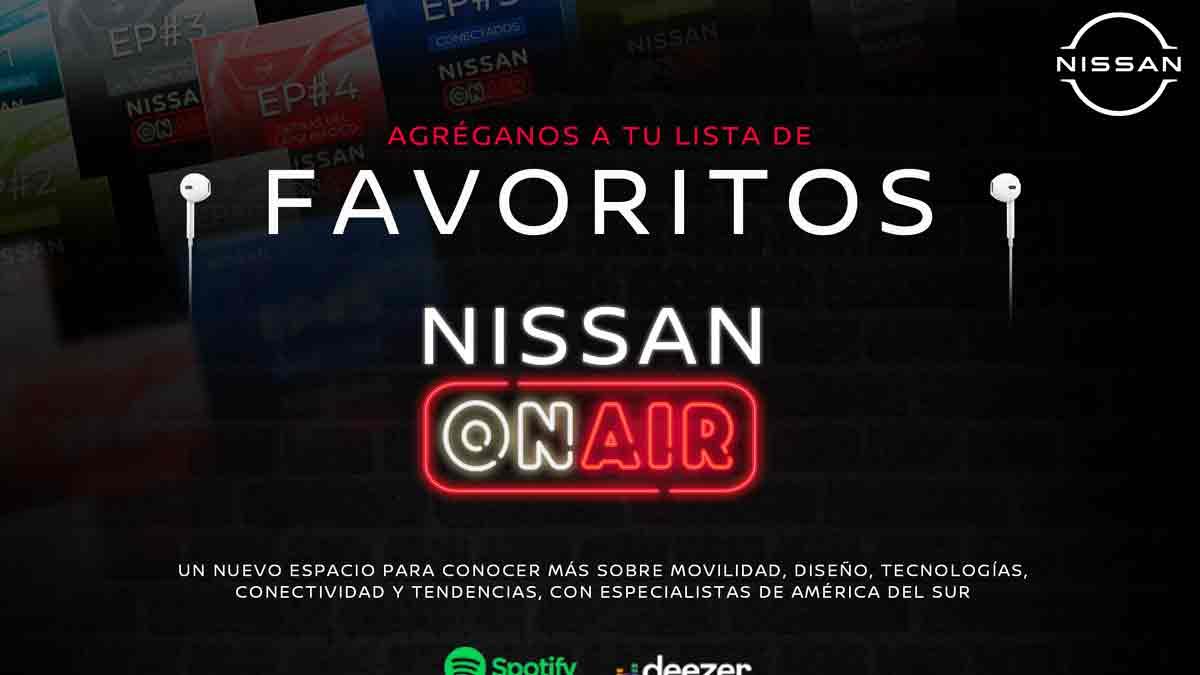 Nissan On Air