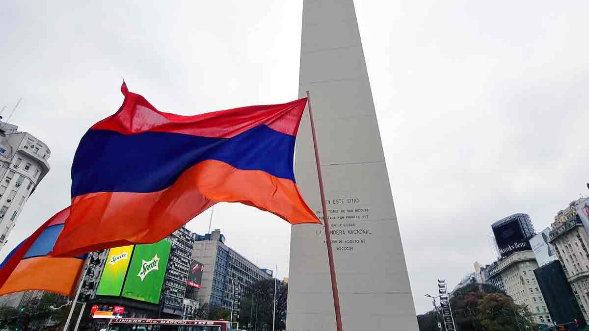 Movilizaciones armenias a un año de la segunda guerra por Artsaj