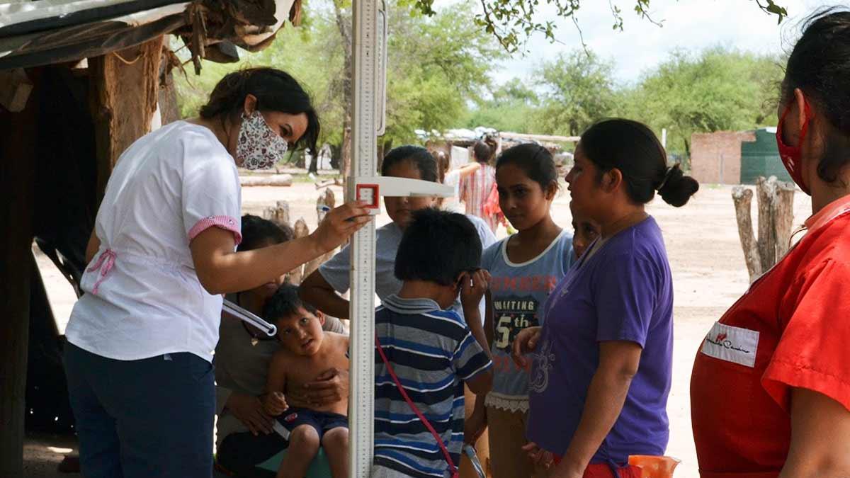 Médicos voluntarios reanudan viajes solidarios a Santiago del Estero