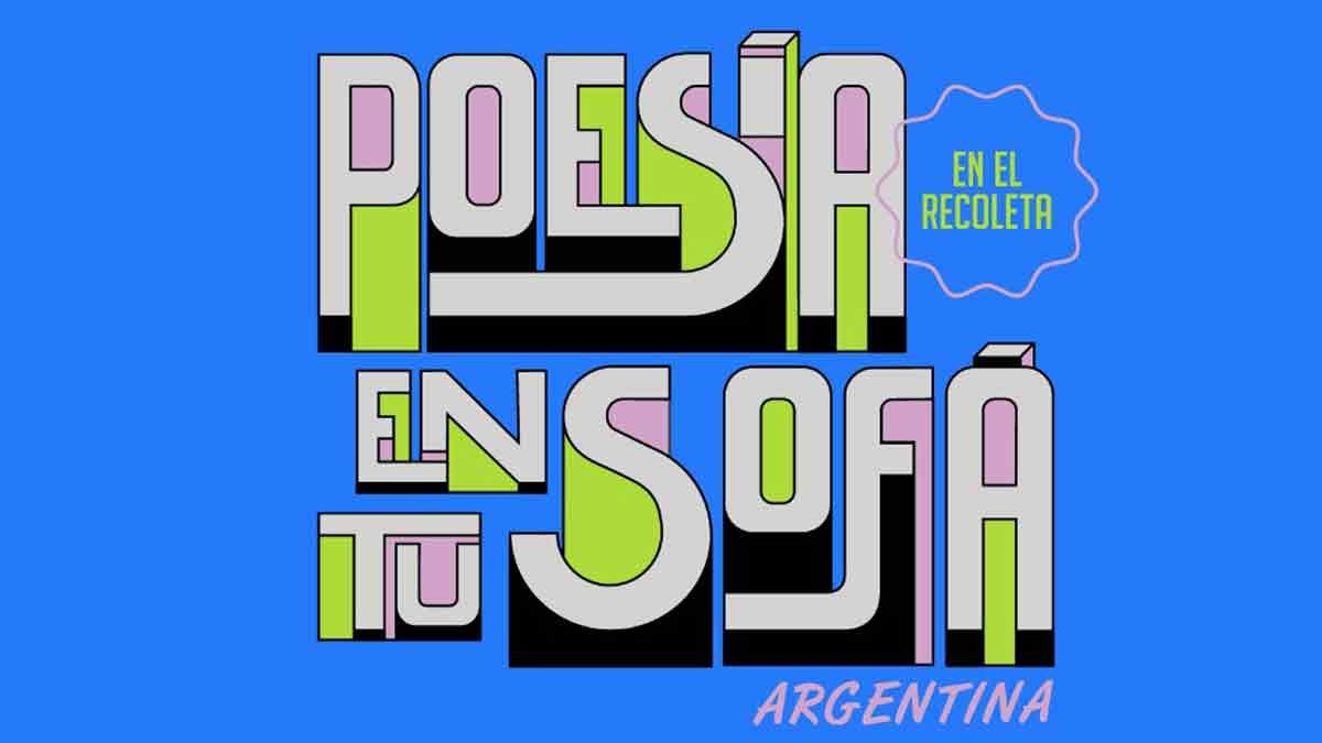 Poesía en tu sofá Argentina