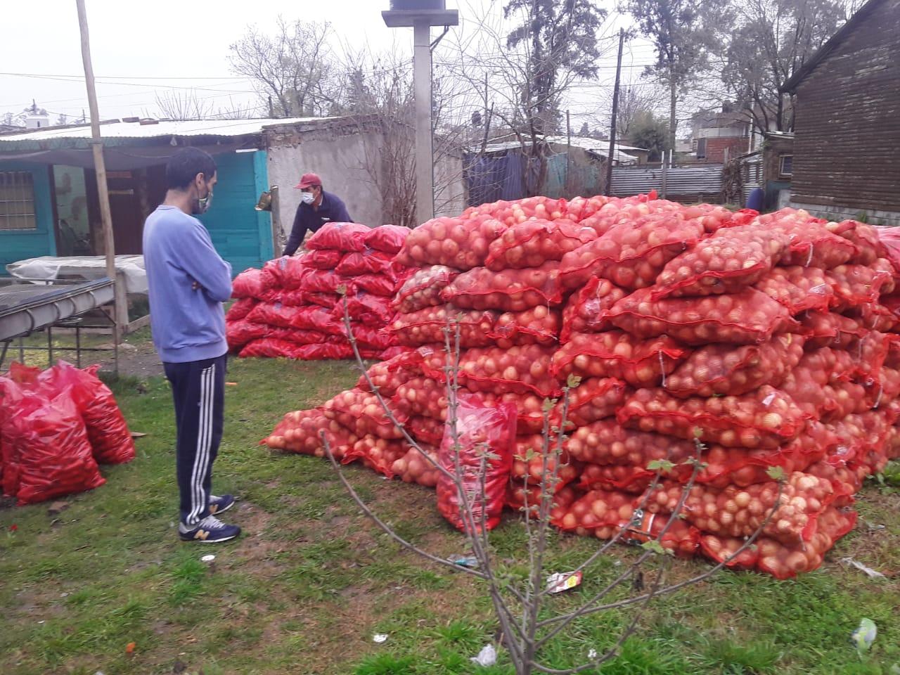 ProteinPlus de Solidagro entregó más de 3 toneladas de alimentos de calidad