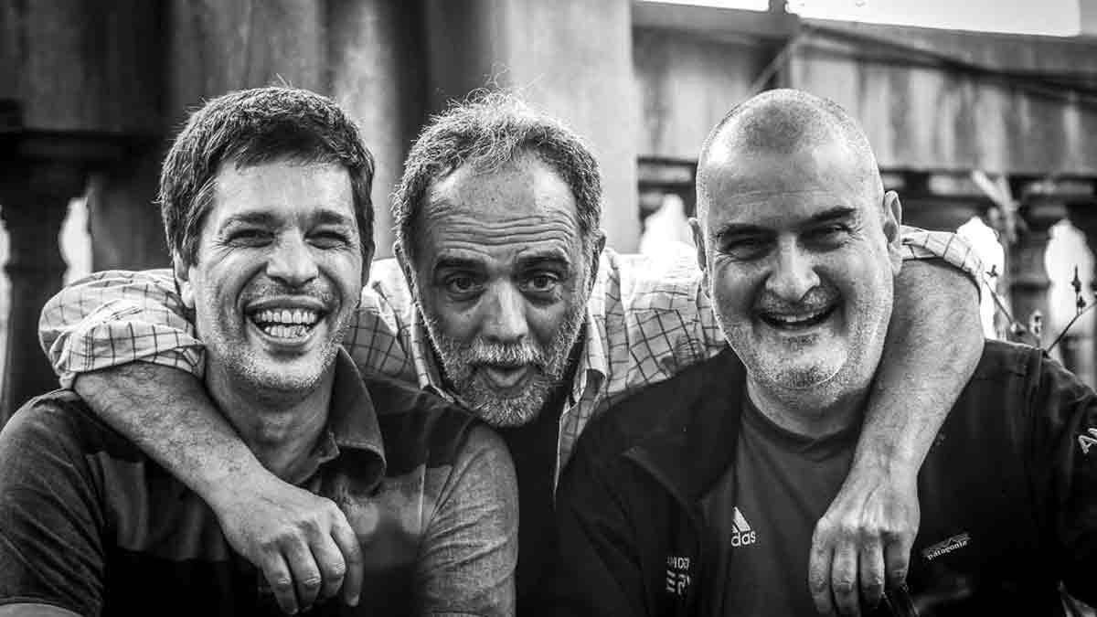 Reencuentro con mis excompañeros del Mariano Acosta, 38 años después
