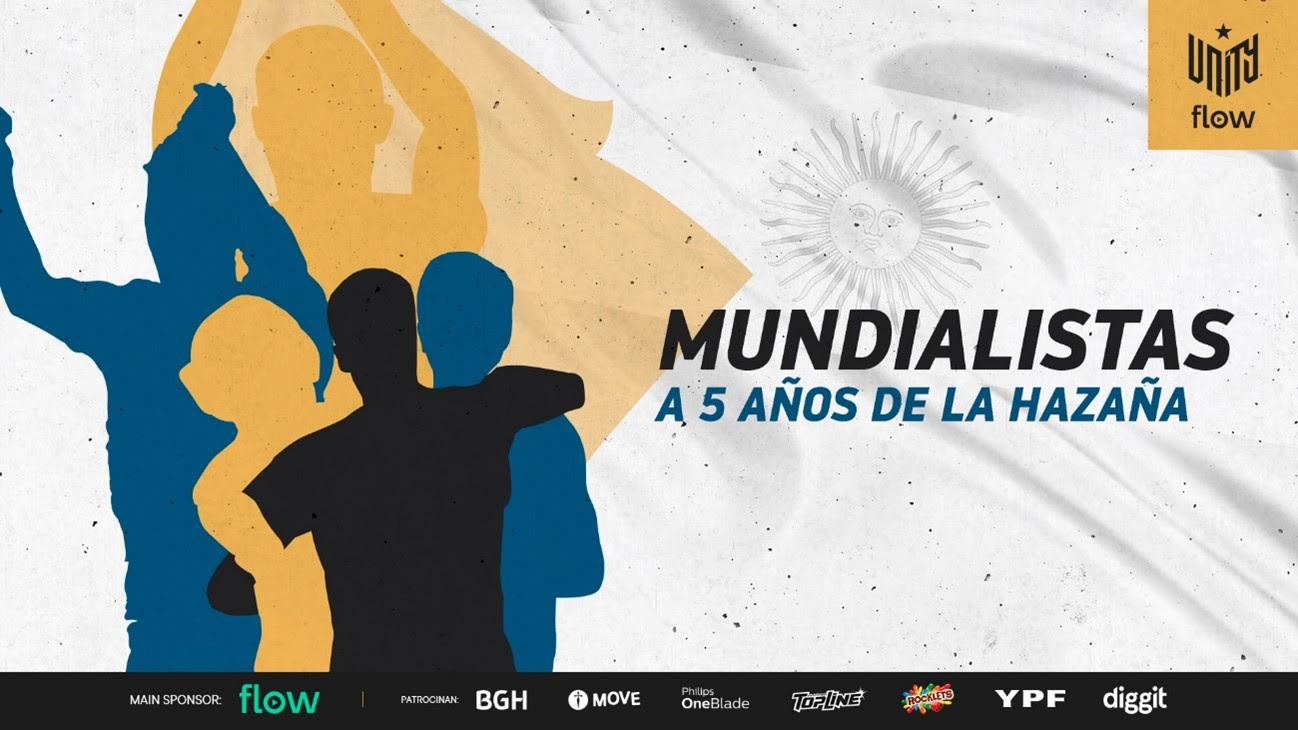 Mundialistas, homenaje a los argentinos subcampeones mundiales de CS:GO